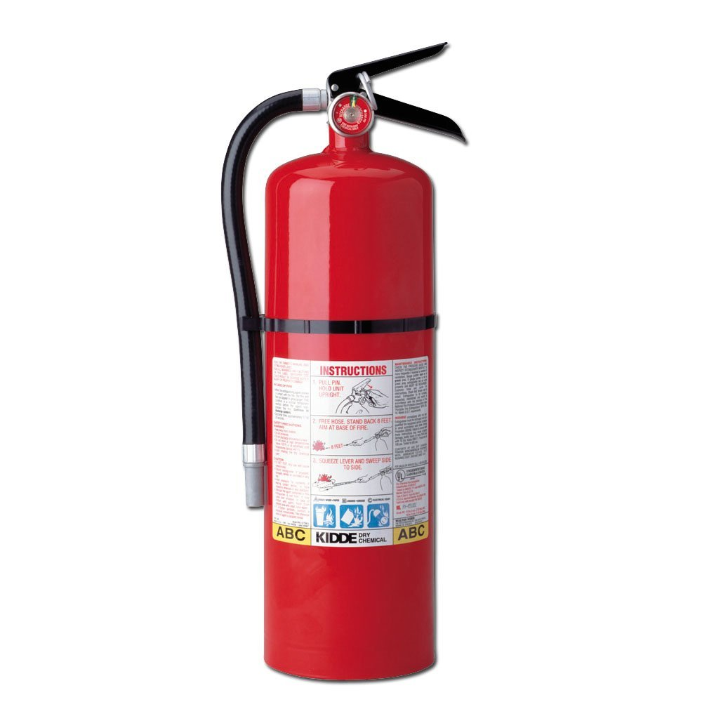 Kidde Pro 10 MP Fire Extinguisher